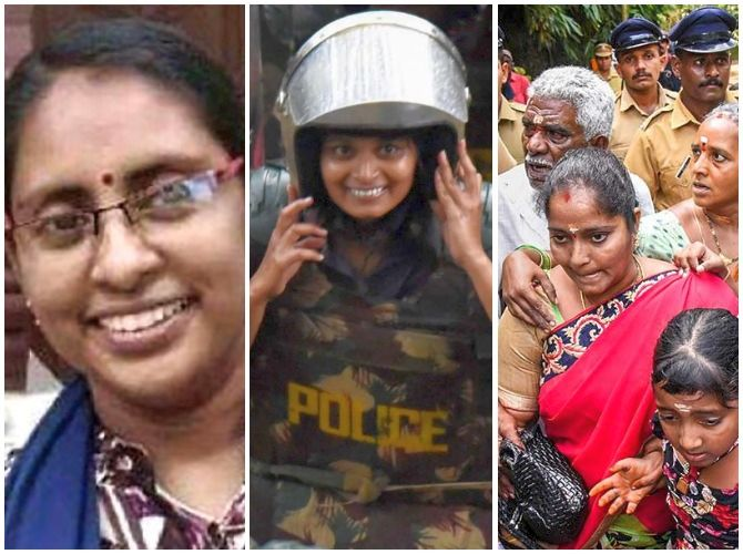 India News - Latest World & Political News - Current News Headlines in India - The women who tried to make history at Sabarimala Temple