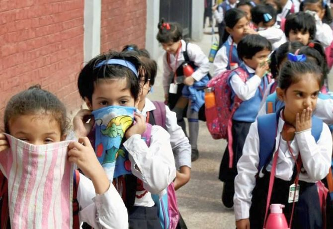 Toxic air killed over 1 lakh children in India in 2016: WHO