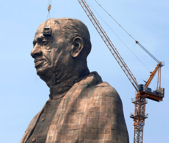 Check Out All That You Need To Know About Indias Tribute Sardar Vallabhbhai Patel
