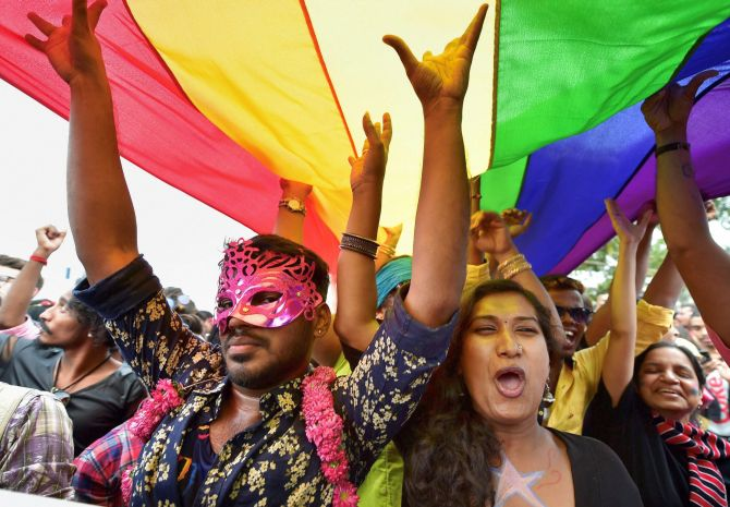 India News - Latest World & Political News - Current News Headlines in India - 'India was never, ever homophobic'
