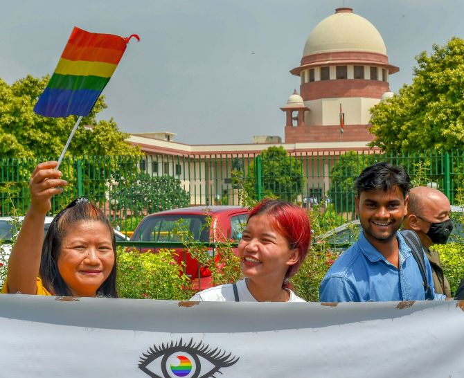 Sex at supreme court of india