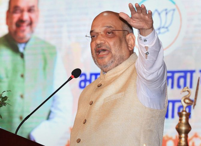 India News - Latest World & Political News - Current News Headlines in India - Is Amit Shah anxious about 2019?