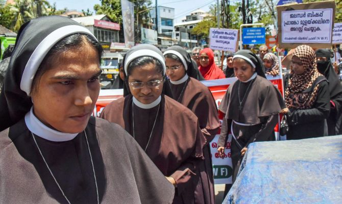India News - Latest World & Political News - Current News Headlines in India - 'Bishop Mulakkal must be removed from his post'