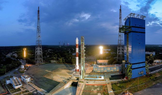 India News - Latest World & Political News - Current News Headlines in India - Countdown begins for launch of ISRO's foreign satellites