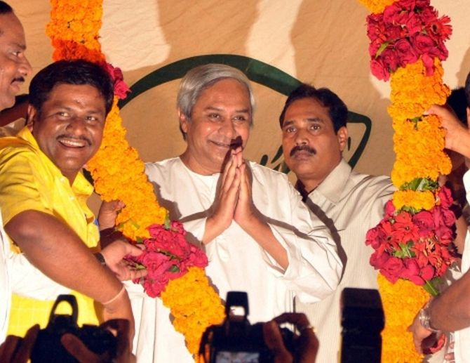 Patnaik to be sworn in as Odisha CM on May 29