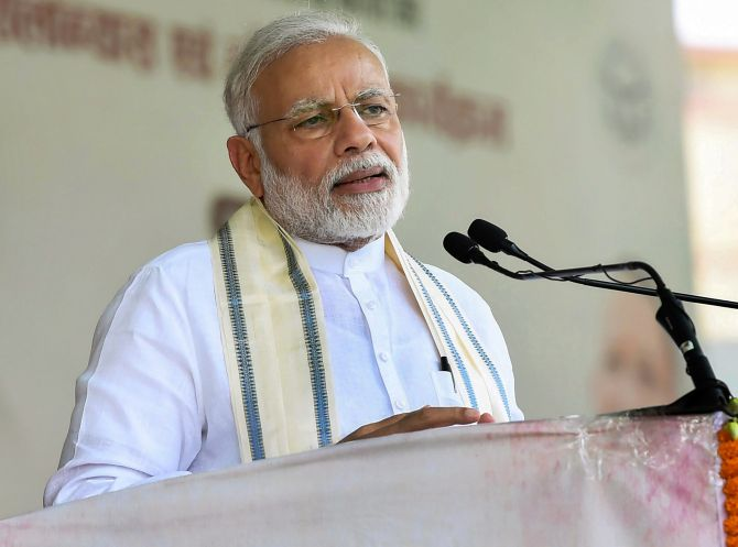 India News - Latest World & Political News - Current News Headlines in India - Modi's return gift to Varanasi: Projects worth over Rs 550 cr