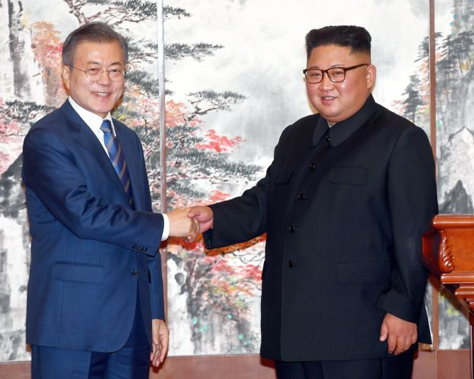 India News - Latest World & Political News - Current News Headlines in India - North Korea agrees to shut missile site, says Moon