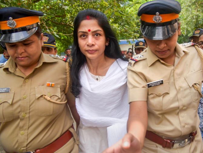 Indrani Mukerjea hospitalised again after she complains of restlessness