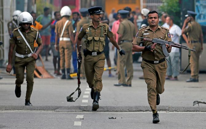 8 Indians among 290 killed in Easter blasts in Lanka