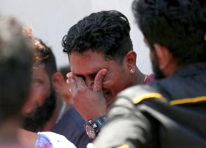 Image result for Sri Lanka attack kill 290 people