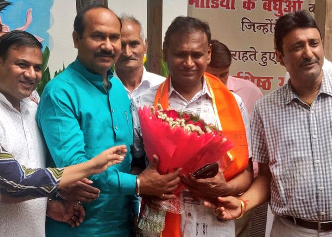 Will quit party if denied ticket: BJP MP Udit Raj
