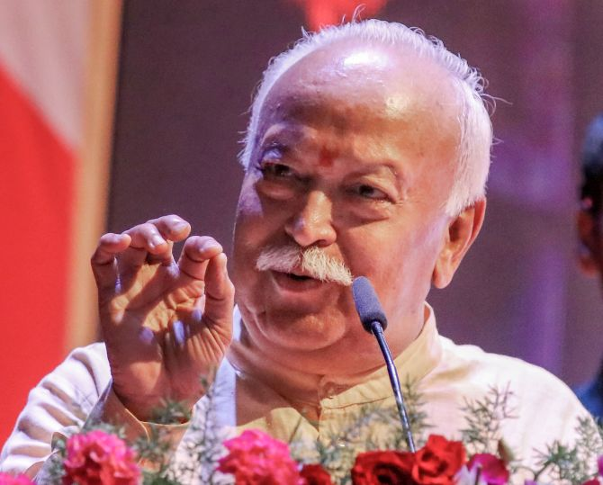 'No debate': BJP allies on RSS chief's remark on quota