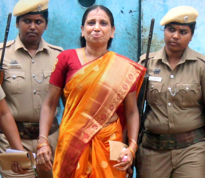 Image result for Madras High Court Refuses to Extend the Period of Parole Given to Nalini
