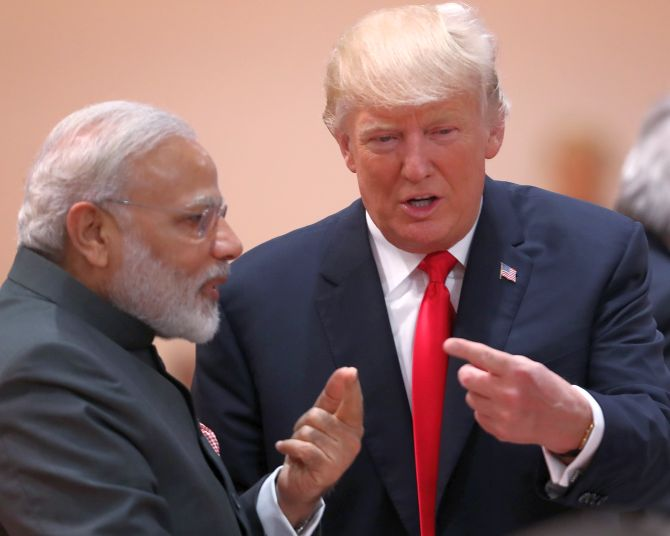 Trump willing to assist on Kashmir if requested