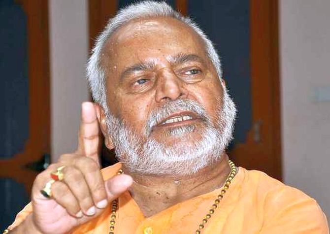 Swami Chinmayanand Former Union Minister arrested on rape allegation.