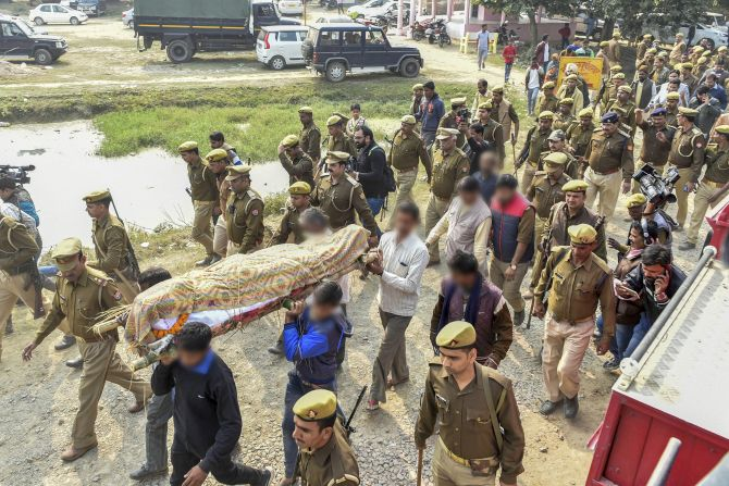 'Unnao victim's dying declaration strong evidence'