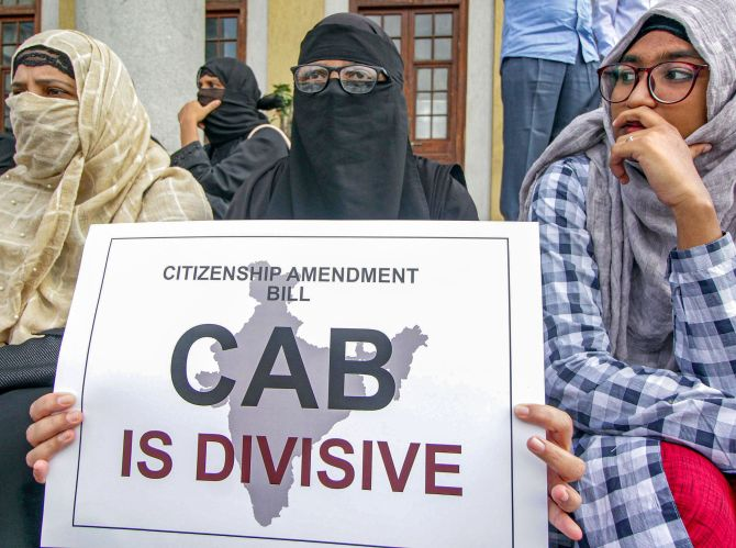 'CAB may weaken India's secular character'