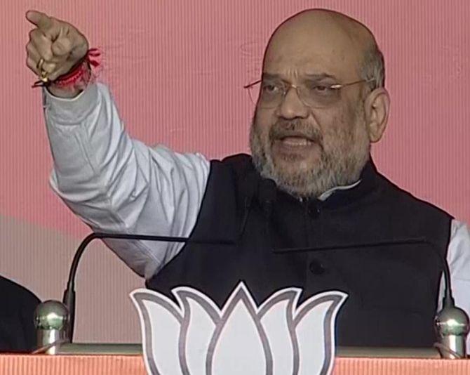 Temple in Ayodhya to come up within 4 months: Shah