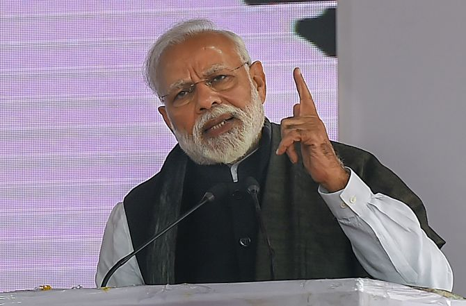 Pak can't weaken India, forces given free hand to retaliate: Modi
