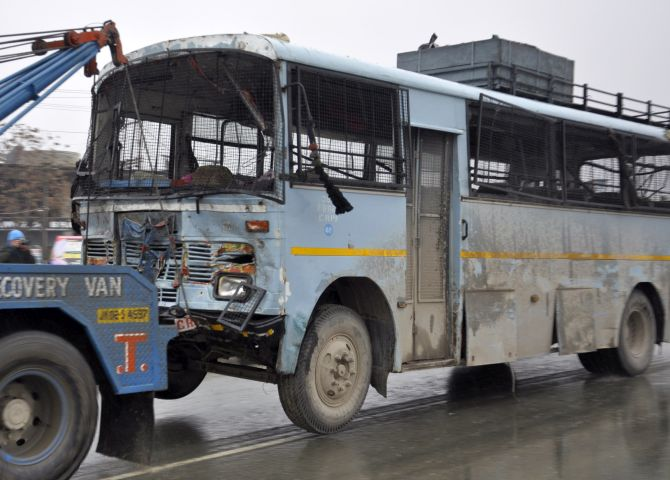 Toll in Pulwama attack rises to 41; Court of Inquiry ordered