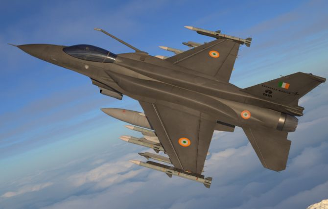 Why is the F-21 being offered to India? - Rediff com India News