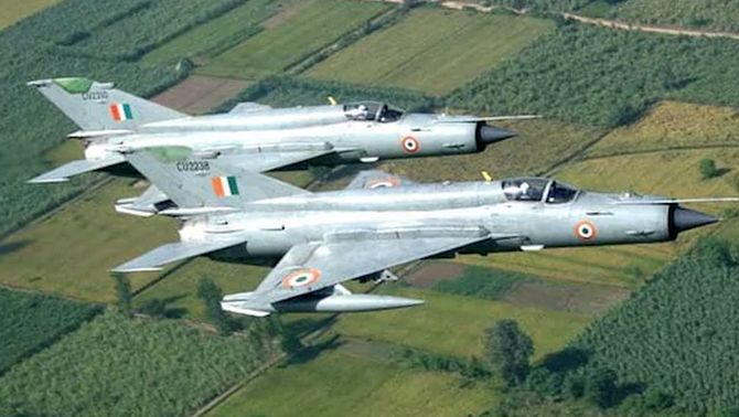 India News - Latest World & Political News - Current News Headlines in India - 'Don't ask pilots to fly MiG-21s'