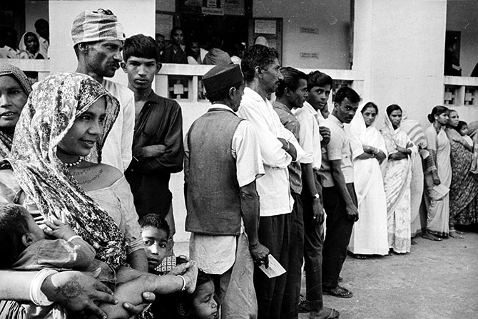 The forgotten heroes of Indian democracy