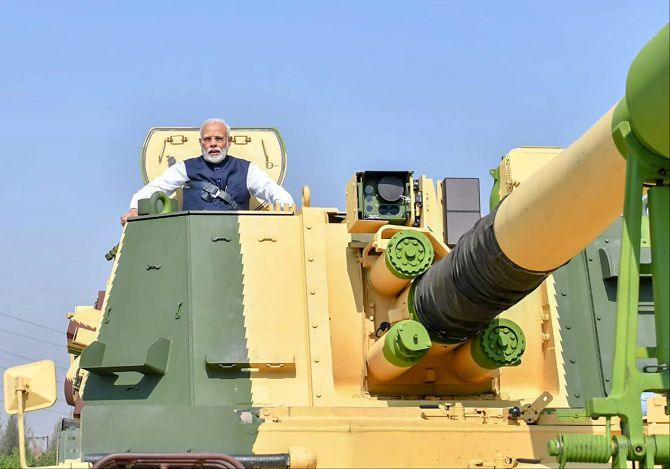 Modi 2.0 spent Rs 8,500 crore on defence deals