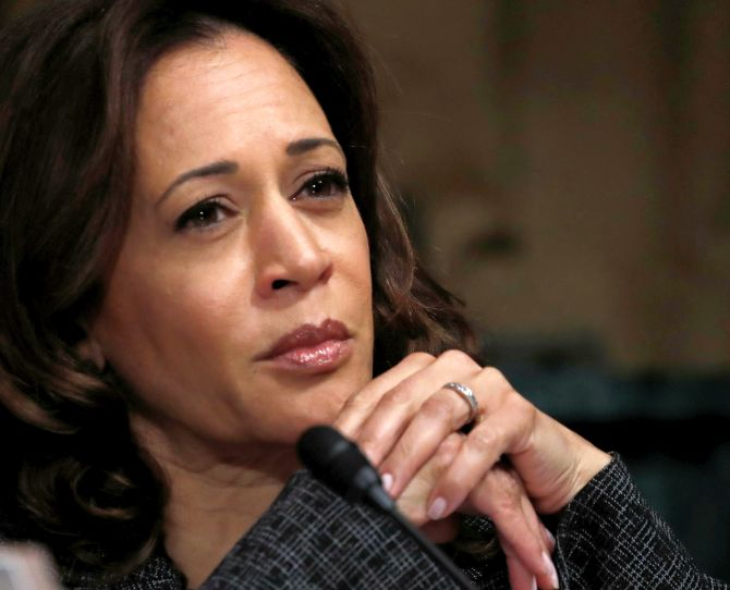 Kamala Harris announces her 2020 US presidential bid