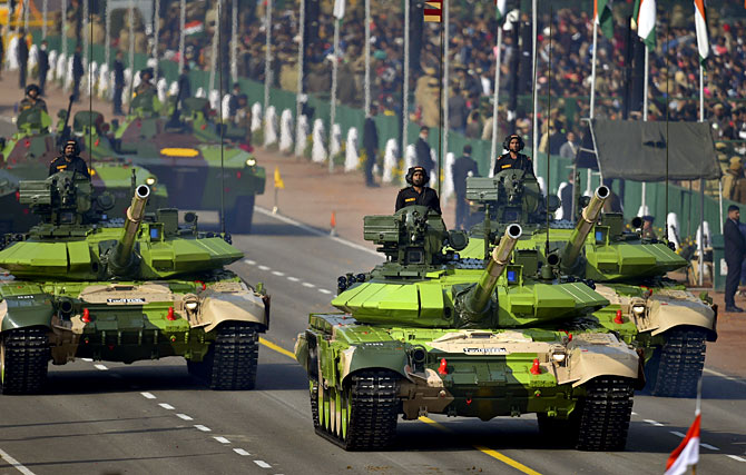 Can India defeat Pakistan in war today? - Rediff com India News