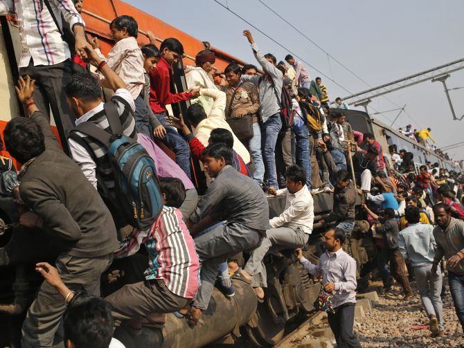 Why India Needs Population Control - Rediff com India News