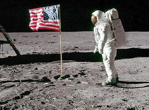 50 years ago: When men walked on the moon