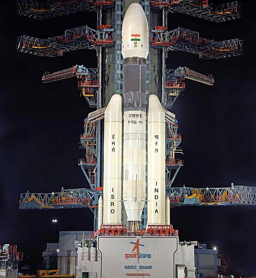 Chandrayaan 2 launch called off after technical glitch