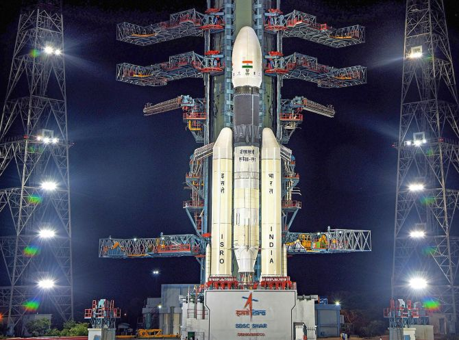 Chandrayaan-2 set for launch on July 22