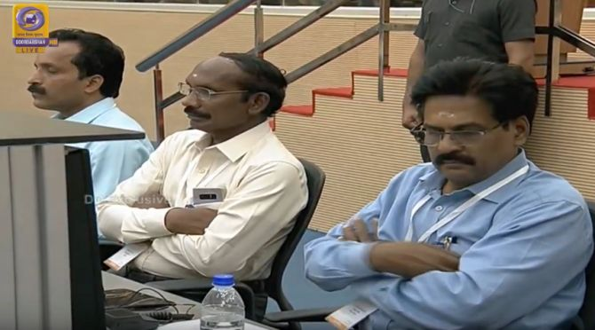 Congratulate ISRO scientists for Chandrayaan-2 launch