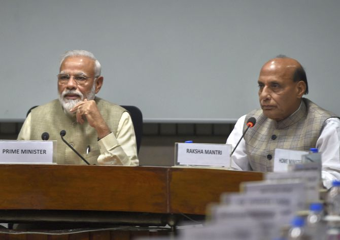PM holds meet on simultaneous polls; Cong, others skip