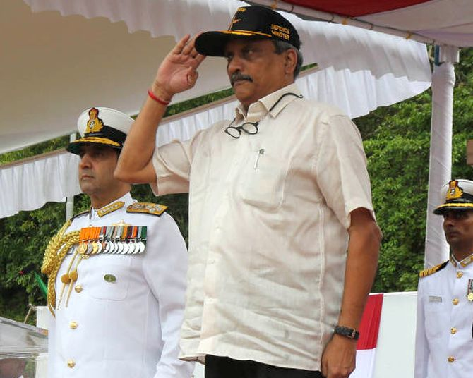 Remembering Parrikar, the defence sector reformer