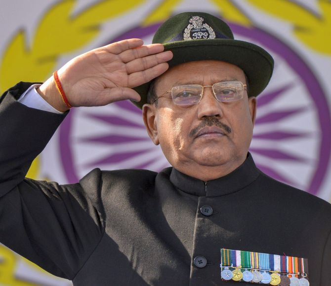 India's leadership capable to act against terror: NSA
