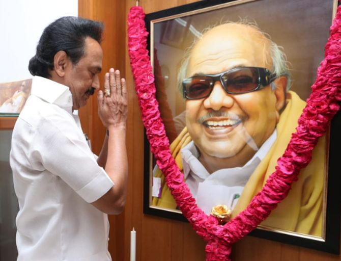 Why BJP and AIADMK got swept away in TN - Rediff com India News
