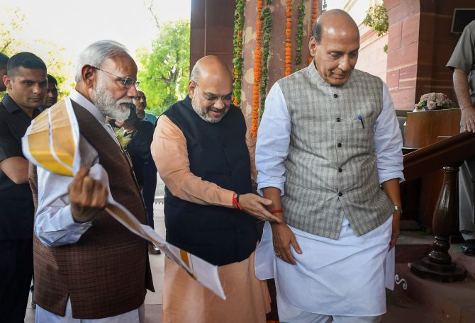 New BJP allies, fresh conquests may get cabinet berths