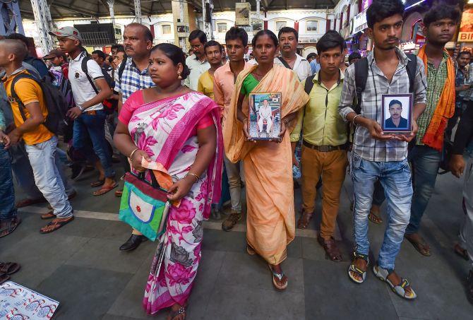 Image result for BJP abdomen of a worker killed kolkata
