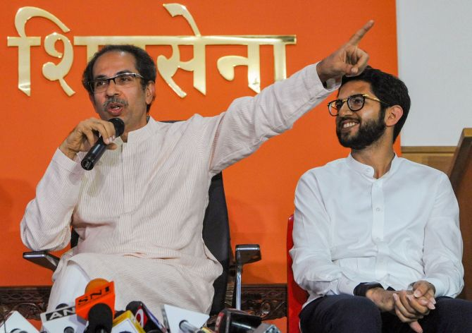 Sena to not attend NDA meet in Delhi on Nov 17