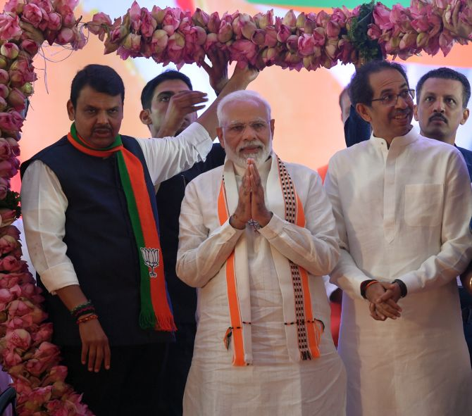 Campaigning ends in Maha, Haryana; over to voters now