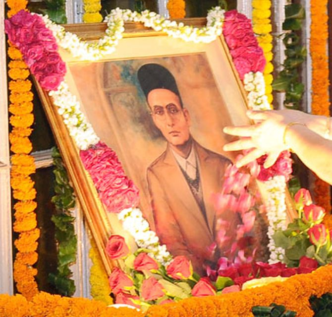 Savarkar was an accomplished man: Congress leader