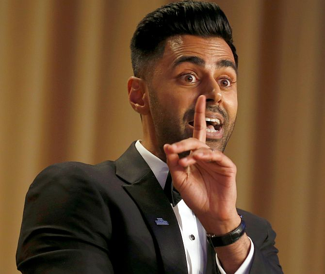 Hasan Minhaj denied entry to 'Howdy Modi' event