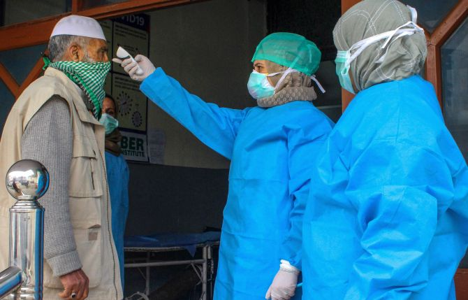 DRDO develops bio suits for medics fighting COVID-19