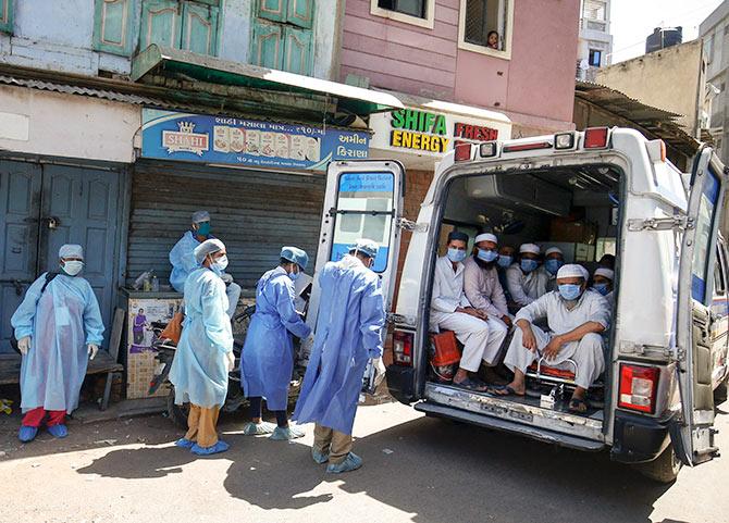 India's COVID-19 tally crosses 3000-mark; 75 deaths