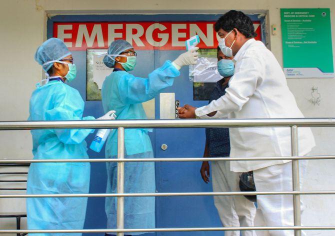 ICMR wants rapid tests in coronavirus hotspots