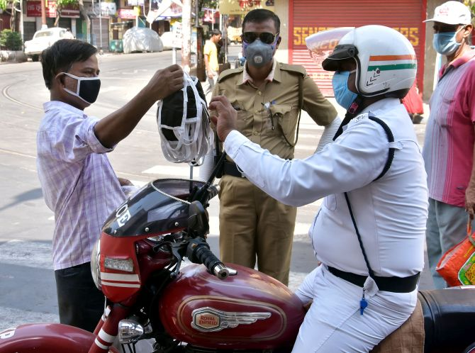 COVID-19 toll in India now at 109, cases at 4,067