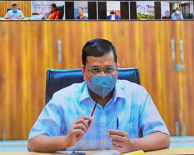 Kejri announces Operation SHIELD to curb coronavirus